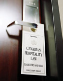 Canadian Hospitality Law