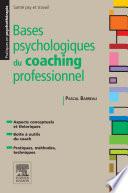 illustration Bases psychologiques du coaching professionnel
