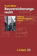 Bauversicherungsrecht