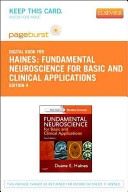 Fundamental Neuroscience for Basic and Clinical Applications Pageburst E book on Vitalsource Retail Access Card
