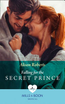 Falling For The Secret Prince Book Cover