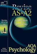 Revise As A2 Aqa Psychology