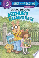 Arthur s Reading Race  With Two Full Pages Of