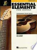 Book Essential Elements for Guitar  Book 1  Music Instruction