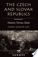 The Czech And Slovak Republics