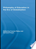 Philosophy of Education in the Era of Globalization