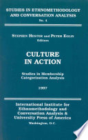 Culture In Action book