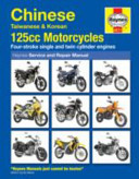 Chinese 125 Motorcycles Service And Repair Manual