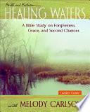 Healing Waters Women S Bible Study Leader Guide