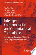 Intelligent Communication and Computational Technologies