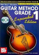 Mel Bay s Modern Guitar Method  Grade 1