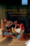 Language  Truth  and Literature