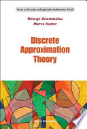 Discrete Approximation Theory