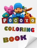 Pocoyo Coloring Book