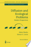 Diffusion and Ecological Problems  Modern Perspectives
