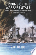 Origins of the Warfare State