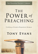 The Power of Preaching Book