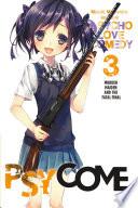 Psycome  Vol  3  light novel
