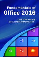 Fundamentals of Office 2016