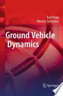 Ground Vehicle Dynamics