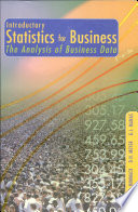 Introductory Statistics for Business