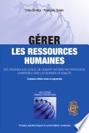 G  rer les ressources humaines