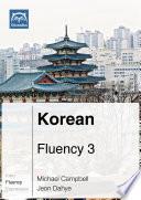 Korean Fluency 3  Ebook   mp3