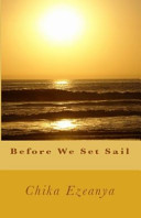 Before We Set Sail