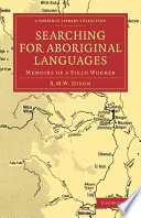 Searching for Aboriginal Languages