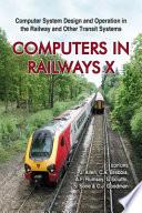 Computers in Railways X