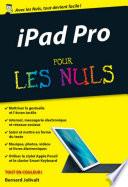 Ipad Pro Pour Les Nuls Dition Poche
