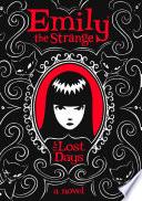 Lost Days Emily The Strange  book