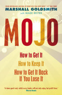 Mojo Won T Get You There The Amazon Com No 1