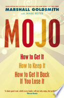 Mojo Won T Get You There The