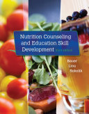 download ebook nutrition counseling and education skill development pdf epub