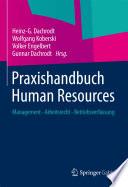 Praxishandbuch Human Resources