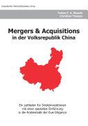 Mergers & Acquisitions in der Volksrepublik China
