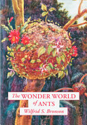 The Wonder World of Ants Book