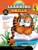 Daily Learning Drills  Grade 4