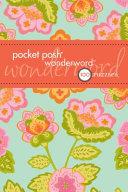 Pocket Posh Wonderword 3