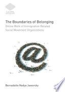 The Boundaries of Belonging