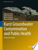 Karst Groundwater Contamination And Public Health