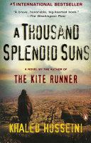 A Thousand Splendid Suns Book