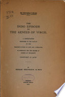 The Dido Episode in the Aeneid of Virgil