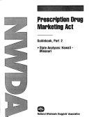 Prescription Drug Marketing Act: State analyses: Hawaii-Missouri