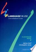 Language In Use Split Edition Pre Intermediate Classroom book