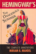 Hemingway s The Dangerous Summer