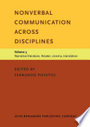 Nonverbal Communication Across Disciplines  Narrative literature  theater  cinema  translation