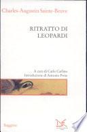Ritratto di Leopardi