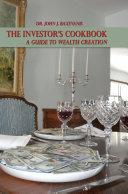 download ebook the investor\'s cookbook pdf epub